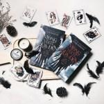 Móng Vuốt Quạ Đen – bộ sách fantasy dành cho người trưởng thành