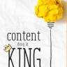 Content đúng là King