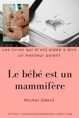 A l'heure où l'on prétend que le bébé est une personne, voilà un auteur qui nous rappelle à nos origines... Oui, nous sommes avant tout des mammifères, nos bébés aussi. Et si on s'en souvenait, pour offrir à nos bébés le meilleur, notamment au moment de la naissance?