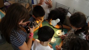enfants-microscope