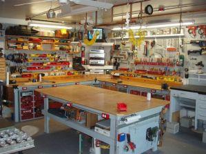 Столярная мастерская — отличный помощник при ремонте