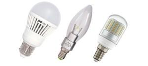 Светодиодные лампы — надежные товарищи