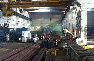 Производство металлоконструкций в России динамично развивается