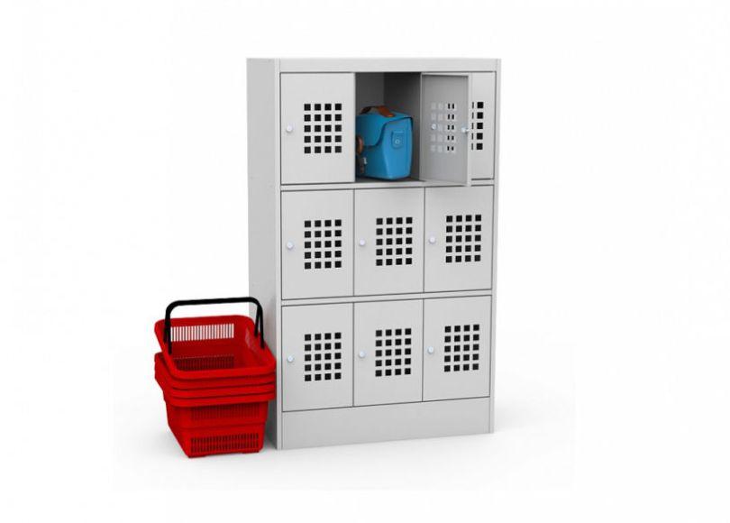 Шкаф для ручной клади
