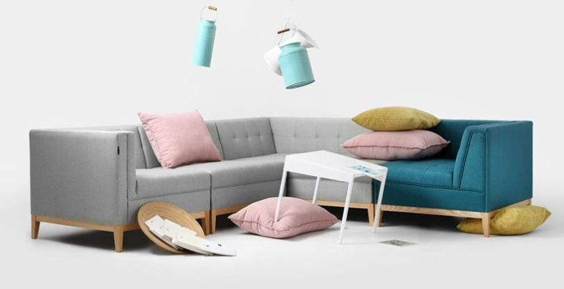 Модульный диван купить