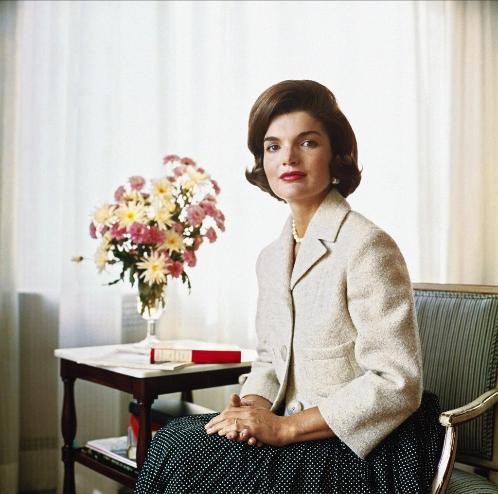 """I always love it so at Merrywood—so peaceful…with the river and those great steep hills,"" – Jacqueline Kennedy Onassis (1944)"