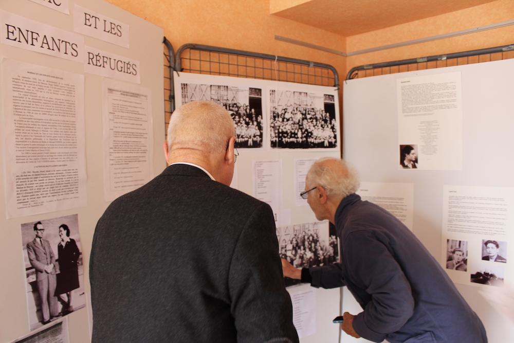Des villes et des Justes – Exposition de Mémoire et Patrimoine Moissagais – Moissac mai 2016