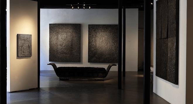 Les œuvres de Max Wechsler à la galerie Dutko