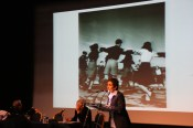C.Lewertowki raconte que le premier shabbat de la Libération, tous les enfants sont revenus à Moissac comme promis à Shatta et Bouli.