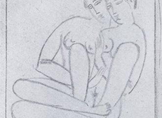 Moissey Kogan_drawing
