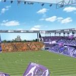 サッカースタジアム「Hiroshima Peace Memorial Stadium」(仮)建設案 久保允誉会長記者会見