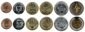 Albania_money_coins