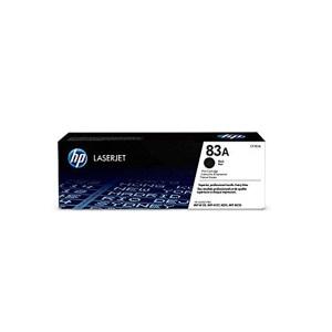 HP 83A 2-pack Black Original LaserJet Toner Cartridges (CF283AF),
