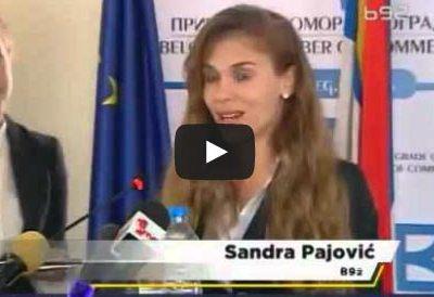 TV B92 Vesti Moj izbor za društvenu odgovornost