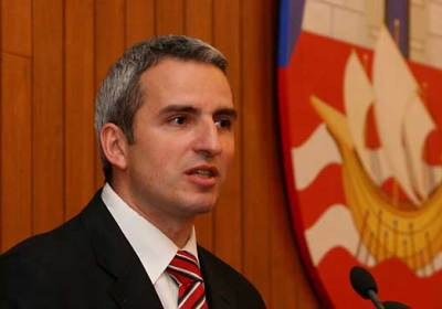 Andreja Mladenović akcija Čisto lice Srbije