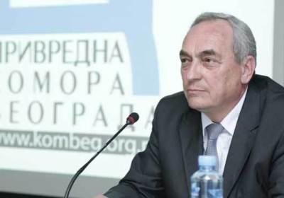 Milivoje Miletić Privredna komora Beograda