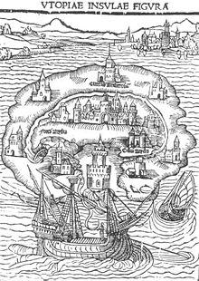 July 6 – Sir Thomas More: Utopia