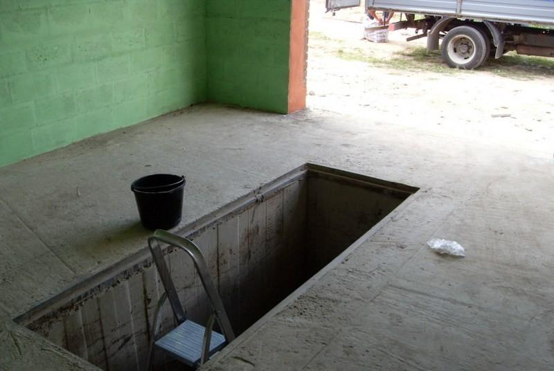 пятизвездочного смотровая яма в гараже фото подъемы частном доме