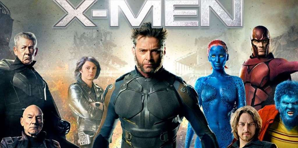 X-Men filmy a jejich chronologické pořadí
