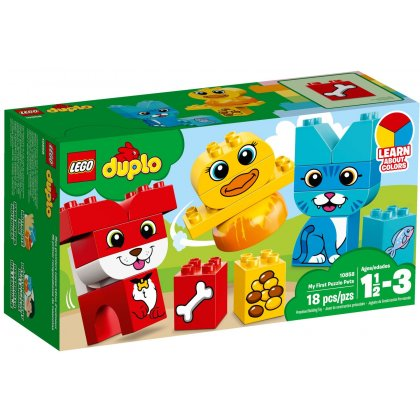 Lego 10858 My First Puzzle Pets LEGO Sets DUPLO