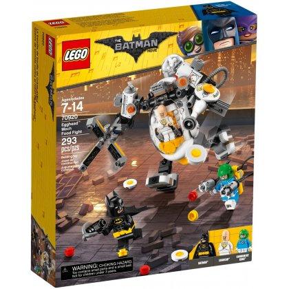 Lego 70920 Egghead Mech Food Fight LEGO Sets LEGO