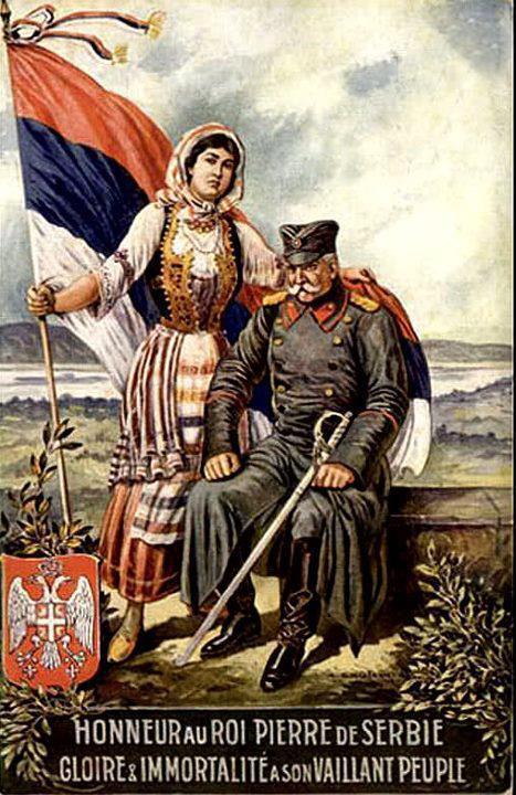 Victor Hugo, Pour la Serbie !.