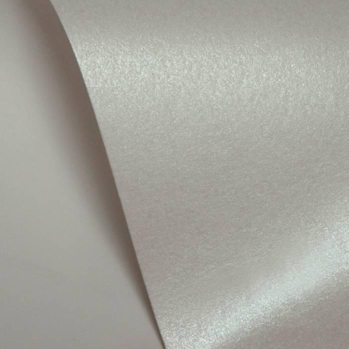 Galaxy Metallic (pearl white)