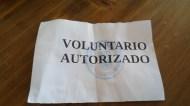 Autorizovaný dobrovolník :)