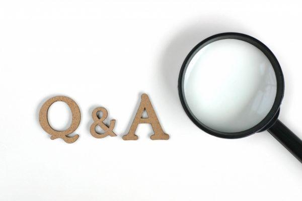 【Q&A】ボディーワークは何回受けたらいいですか?