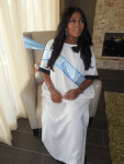 Photos From Lilian Esoro And Ubi Franklin's Baby Shower