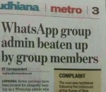 """See What """"WhatsApp"""" Has Caused!"""