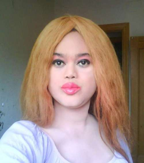 Nigerian Transgender Calls God An Evil Monster, Says He Would Rather Rot In Hell!!!