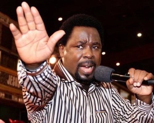 TB Joshua Re-posts Deleted Prophecy About US Election On Facebook