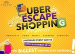 ESCAPE IN PARTNERSHIP WITH LANDMARK EVENTS CENTRE PRESENTS THE #UBERESCAPEFESTIVAL2016