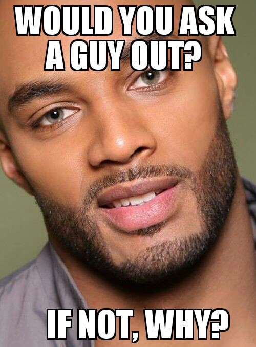 Would You Ask A Guy Out?
