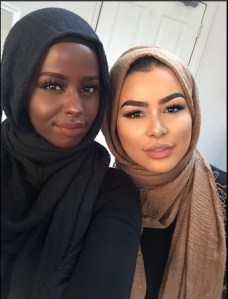 You Have To See These Two Beautiful Women Slaying Hard In Hijab