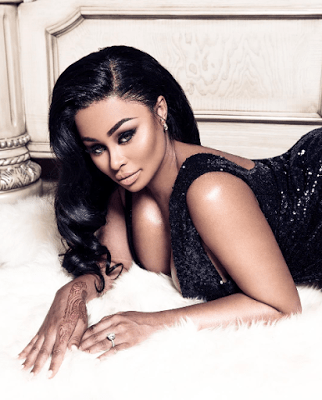 Blac Chyna Oozes Sex Appeal, Flaunts Major Cleavage In Steamy Photo Session