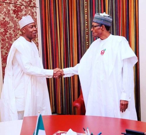 Buhari Will Present 2017 Budget Within 10 Days, Confirms Saraki