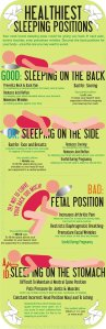 These Are The Healthiest Sleeping/Napping Positions