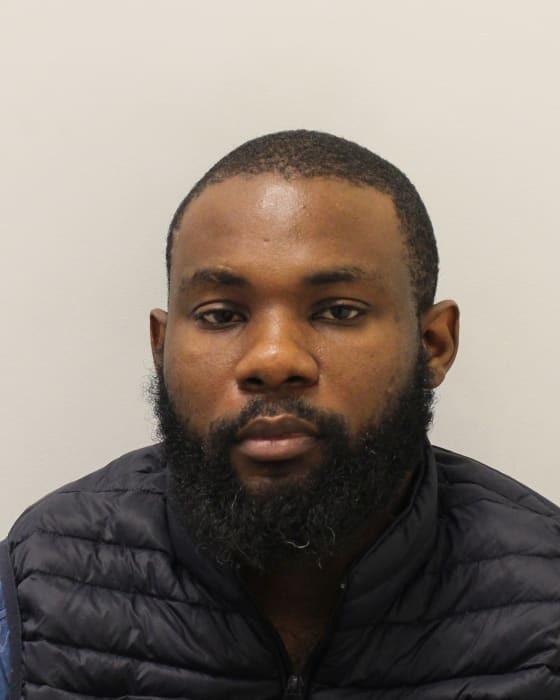Convicted fraudster, Olufumi David Akinneye.