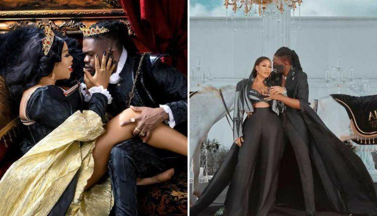 Fashion Entrepreneur, Toyin Lawani And Fiancé, Segun Wealth Release Stunning Pre-Wedding Photos