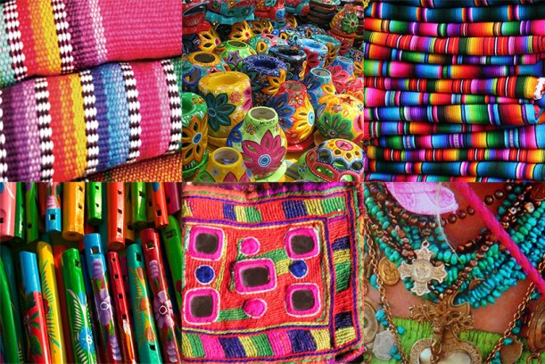 Mexican-Colours