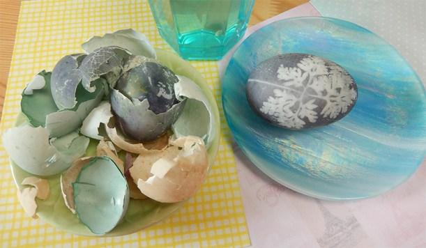 egg-shells