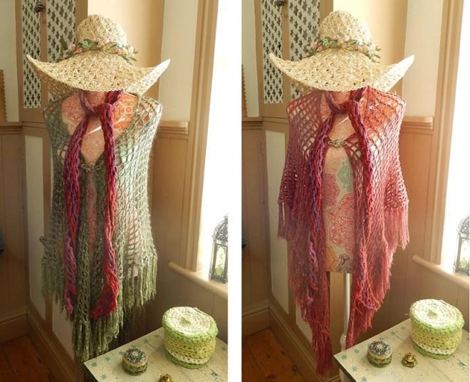 Summer-shawls