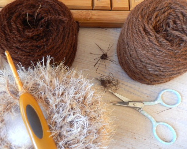 spider-yarn