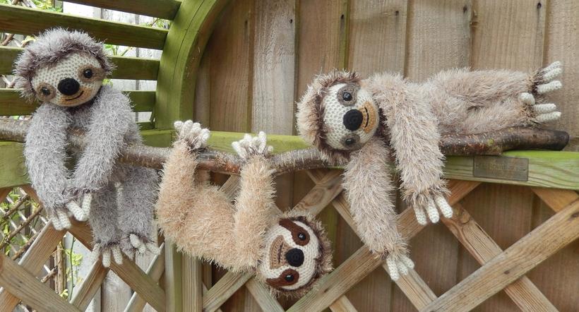 sloth pals
