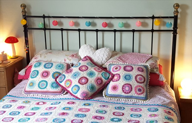 crochet-bed-set