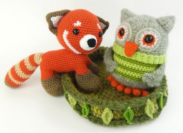 red-panda-and-owl