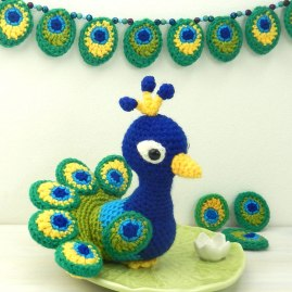 rectangular-peacock