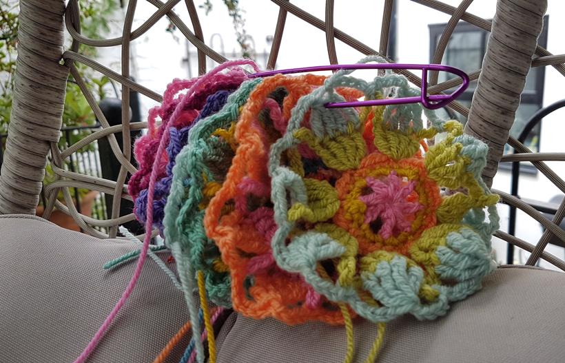 crochet-blanket-beginnings